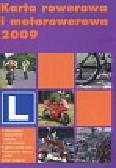 Karta rowerowa i motorowerowa 2009