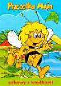 Pszczółka Maja Zabawy z kredkami