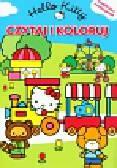Hello Kitty Czytaj i koloruj