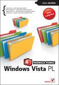 Adam Józefiok - Windows Vista PL. Pierwsza pomoc