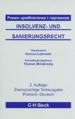 Prawo upadłościowe i naprawcze wersja polsko niemiecka