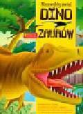 Niezwykły świat dinozaurów Książeczka z niespodziankami