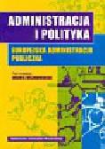 Administracja i polityka. Europejska administracja publiczna