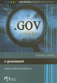 Luterek Mariusz - e-government. Systemy informacji publicznej