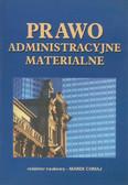 red. Chmaj Marek  - Prawo administracyjne materialne