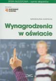 Kasprzak Magdalena - Wynagrodzenia w oświacie
