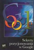 Sosna Łukasz, Nowaczyk Robert - Sekrety pozycjonowania w Google