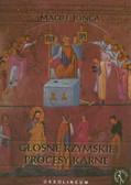 Jońca Maciej - Głośne rzymskie procesy karne
