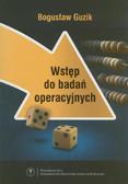 Guzik Bogusław - Wstęp do badań operacyjnych
