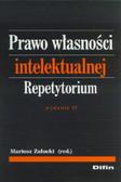 Prawo własności intelektualnej Repetytorium