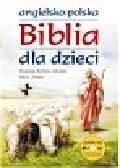 Angielsko-polska biblia dla dzieci z płytą CD
