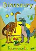Dinozaury Kolorowanka