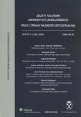 red. Barta Janusz - Prace z prawa własności intelektualnej. Zeszyt 4 (106) 2009