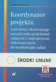 Zajączkowska Alicja - Koordynator projektu - instruktaż skutecznego zarządzania projektami unijnymi z suplementem elektron
