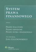 System prawa finansowego Tom 4. Prawo walutowe Prawo dewizowe Prawo rynku finansowego