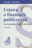 Ustawa o finansach publicznych oraz przepisy wprowadzające