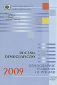 - - Rocznik demograficzny 2009