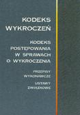 Marecki Piotr (oprac.) - Kodeks wykroczeń, kodeks postępowania w sprawach o wykroczenia, przepisy wykonawcze