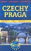 Czechy i Praga Mapa drogowa 1: 500 000