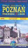 Poznan Swarzędz Luboń Plan miasta 1: 24 000