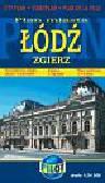 Łódź Zgierz Plan miasta 1: 21 000