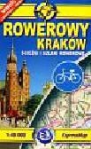 Rowerowy Kraków Mapa ścieżek i szlaków