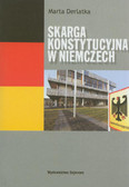 Derlatka Marta - Skarga konstytucyjna w Niemczech