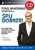 McKenna Paul - Śpij dobrze z płytą CD