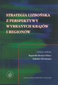 red. Brocka-Palacz Bogumiła, red. Teichmann Eufemia - Strategia lizbońska z perspektywy wybranych krajów i regionów