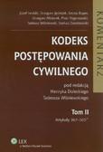 red. Dolecki Henryk, red. Wiśniewski Tadeusz - Kodeks postępowania cywilnego. Komentarz. Tom II. Art. 367-505