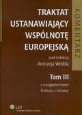 Traktat ustanawiający Wspólnotę Europejską t.3