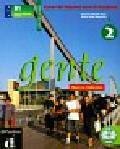 Peris Martin Ernesto, Baulenas Sans Neus - Gente 2 Podręcznik + CD