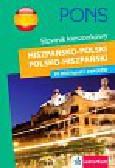 Słownik kieszonkowy hiszpańsko-polski polsko-hiszpański
