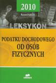 Kubacki Ryszard - Leksykon podatku dochodowego od osób fizycznych 2010
