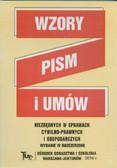 Stefański Leonard (opracow.) - Wzory pism i umów niezbędnych w sprawach cywilno-prawnych i gospodarczych