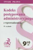 Kodeks postępowania administracyjnego z wprowadzeniem