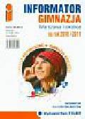 Informator Gimnazja Warszawa i okolice na rok 2010/2011