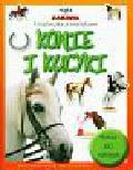 Nauka i zabawa Konie i kucyki Książeczka z naklejkami
