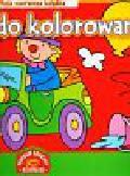 Plakaty do kolorowania Moja czerwona książka