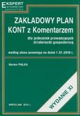 Pałka Marian - Zakładowy plan kont z komentarzem dla jednostek prowadzących działalność gospodarczą według stanu prawnego na dzień 1.01.2010 r.