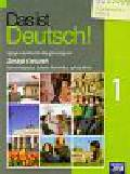 Das ist Deutsch! 1 Zeszyt ćwiczeń Język niemiecki. Gimnazjum