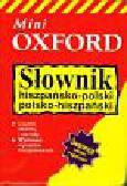 Słownik hiszpańsko polski polsko hiszpański Mini Oxford