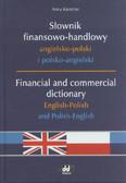 Kienzler Anna - Słownik finansowo handlowy angielsko polski i polsko-angielski Financial and commercial dictionary English Polish and Polish English