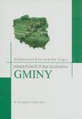Kruszewska-Gagoś Małgorzata - Podmiotowość publicznoprawna gminy