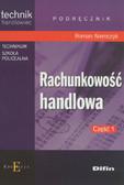 Niemczyk Roman - Rachunkowość handlowa Część 1 Podręcznik. Technikum Szkoła Policealna