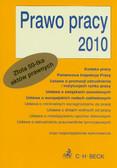 Prawo pracy 2010. Teksty ustaw