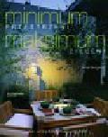 Sturgeon Andy - Minimum przestrzeni maksimum zieleni