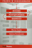 Czajka Maciej, Światłowski Andrzej - Prawo w diagramach Kodeks Postępowania Karnego