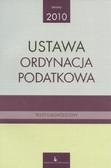 Jeleńska Anna - Ustawa ordynacja podatkowa Tekst ujednolicony