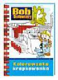 Bob Budowniczy Kolorowanka kropkowanka